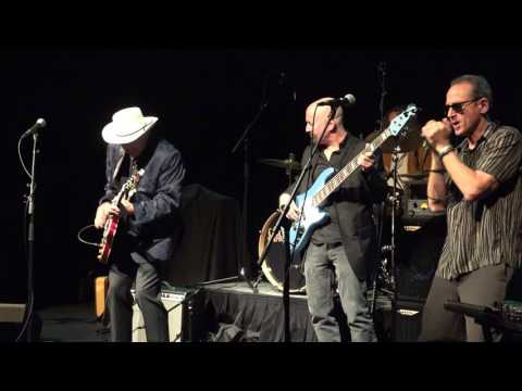 All Over Again -Bob Lanza Blues Band -Sellersville Theater-4-12-17