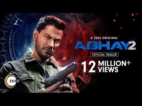 The Game Begins! | Abhay 2 | Official Trailer | A ZEE5 Original | Streaming Now on ZEE5