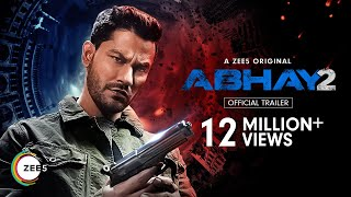Abhay 2 Official Trailer - Kunal Kemmu | To Premiere on ZEE5 | 14th August