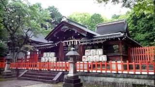 京都魔界のパワースポット 織田信長公を祀る京都船岡山 建勲神社