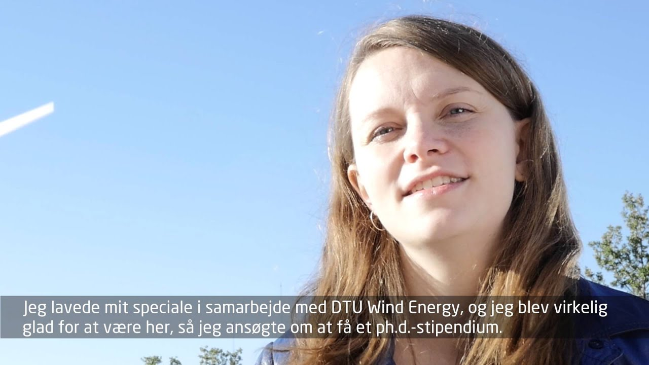 2nd year student Ásta Hannesdóttir | PhD student at DTU Wind Energy
