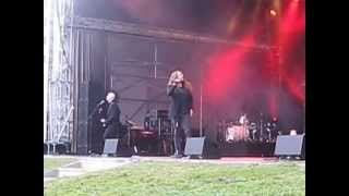 Diary Of Dreams - Kindrom Live @Nordstern Festival Hamburg 13.07.2013