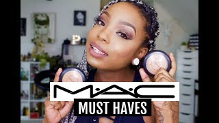 MAC MUST HAVES | UNIVERSAL SHADES + PRODUCTS