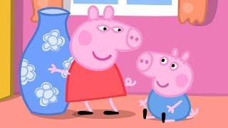 Peppa Pig Português Brasil - Viagem de trem Peppa Pig