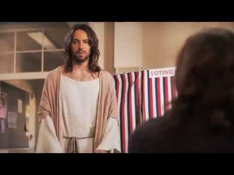 Video of Jesus at the Polls