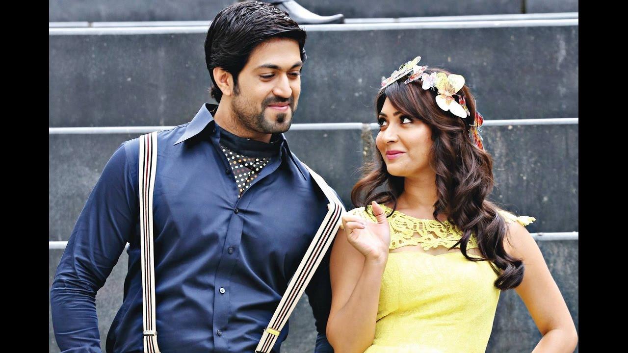 Santhu Straight Forward Kannada Movie  Movie Making   Rocking Star Yash    Radhika Pandit  