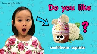 Do You Like Cauliflower Cupcake ❤️Learn Most Funny Super Simple Songs!!
