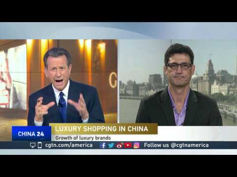 Michael Zakkour discusses luxury brands in China