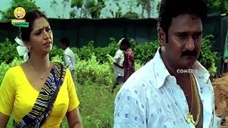 Krishna Bagavan & Bhuvaneswari Romantic Comedy Scene Telugu Comedy Comedy Junction