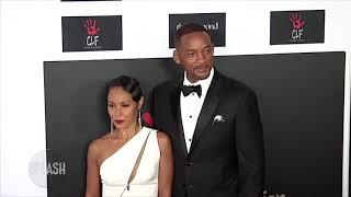 Will Smith gushes over Jada Pinkett Smith | Daily Celebrity News | Splash TV