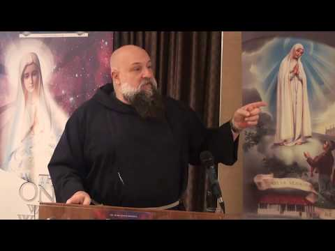 Father Isaac Mary Relyea – Dublin, Ireland Conference 2019