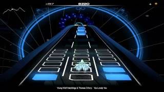 Young Wolf Hatchlings & Thomas D'Arcy - You Lovely You - ungefilmt Intro Music - AUDIOSURF - HD