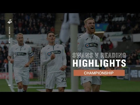 Highlights: Swans 2-0 Reading