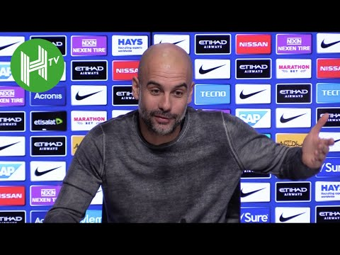 Man City v Crystal Palace | Pep Guardiola: Jose Mourinho lived in Manchester hotel - so what!? Mp3