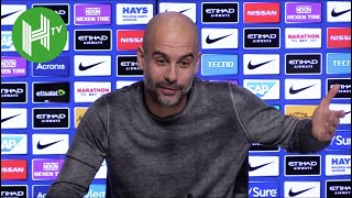 Man City v Crystal Palace | Pep Guardiola: Jose Mourinho lived in Manchester hotel - so what!?