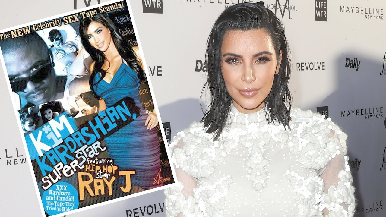 Kim Kardashians Sex Tape Turns 10, Made Over 100 Million -1474