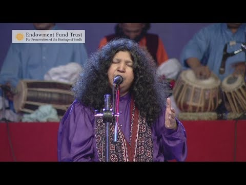 Abida Parveen - Shah jo Raag