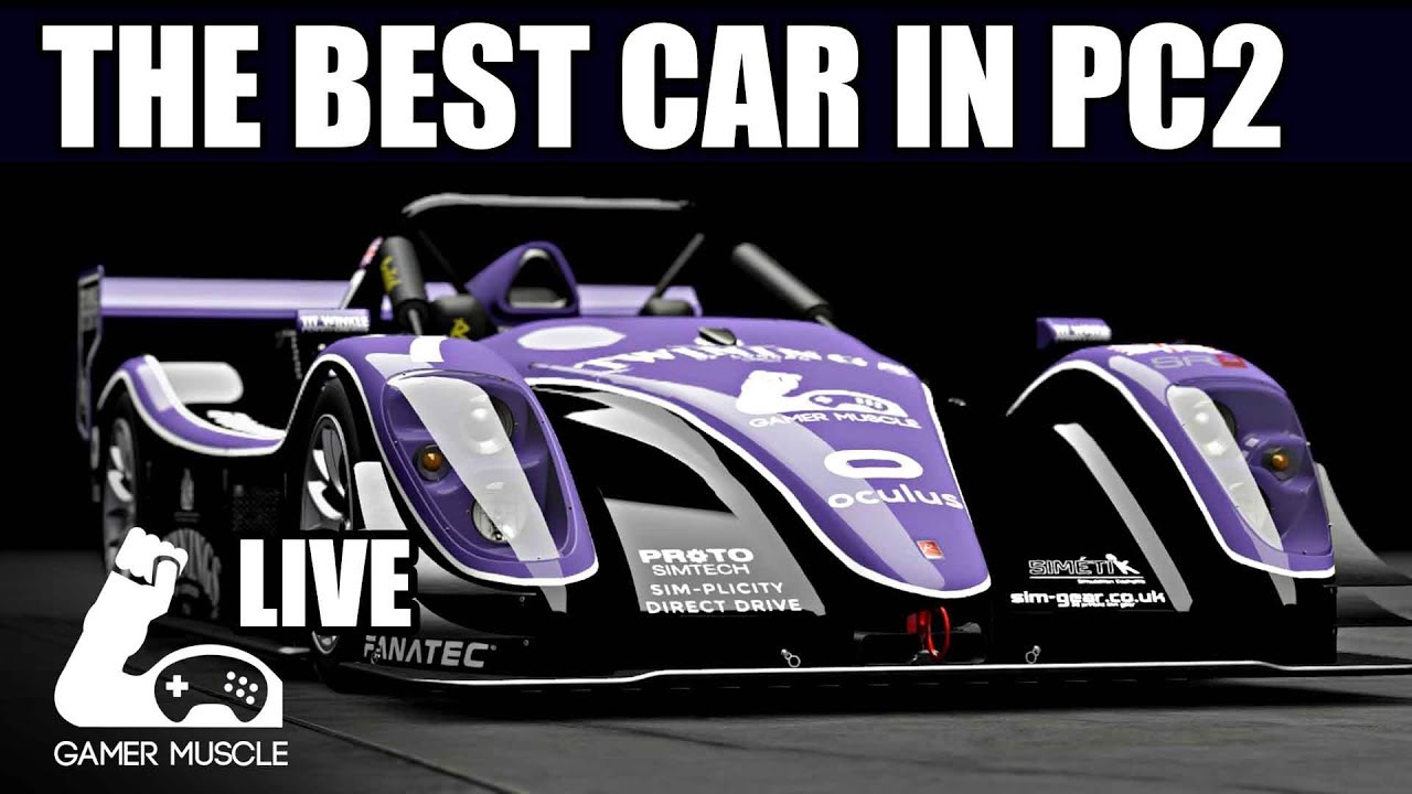 ITS THE BEST CAR IN PROJECT CARS 2 !