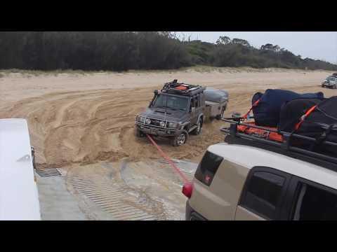 Fraser Island - In 7 Minutes