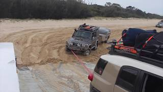 Fraser Island - Six Days In Six Minutes