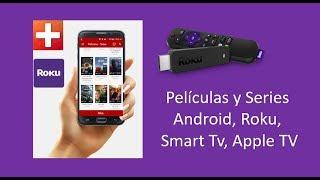 Masdede / Alternativa a AppFlix / Android - Roku - AppleTV - Smart TV