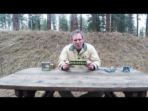 Home Defense:  Aguila 12ga.  mini shells.