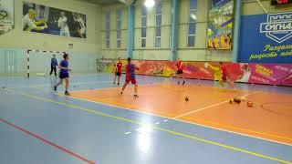 Handball training u 14