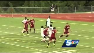 boy s high school soccer highlights