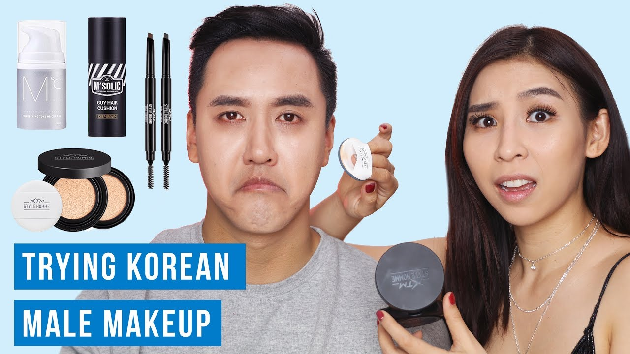Makeup Made for Males | Tina Tries It