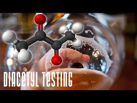 Diacetyl Testing In Beer, Homebrew Wednesday 94