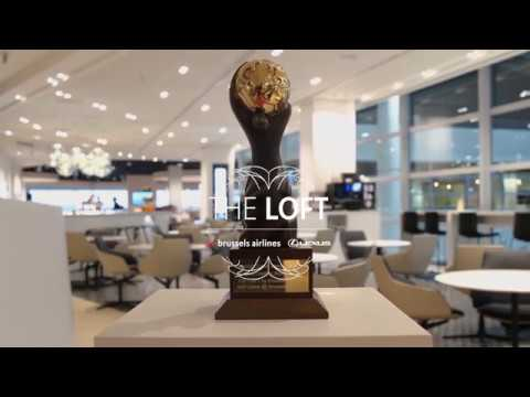 "THE LOFT named ""Europe's Leading Airport Lounge 2019"""