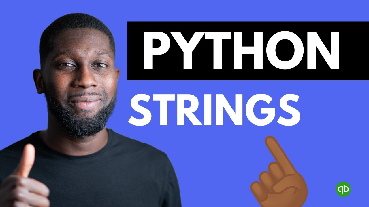 Python Tutorial for Beginners - Python Strings