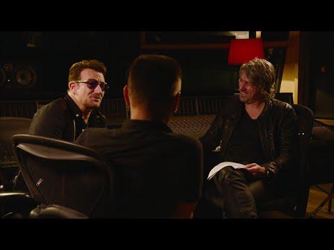 Exclusief: Ruud interviewt U2