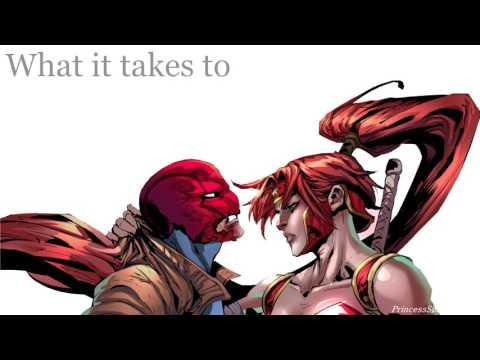 Jason & Artemis (RHATO, Rebirth) \\ We Found Love