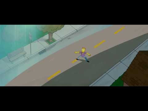 The Simpsons Movie In Out HQ 1080p