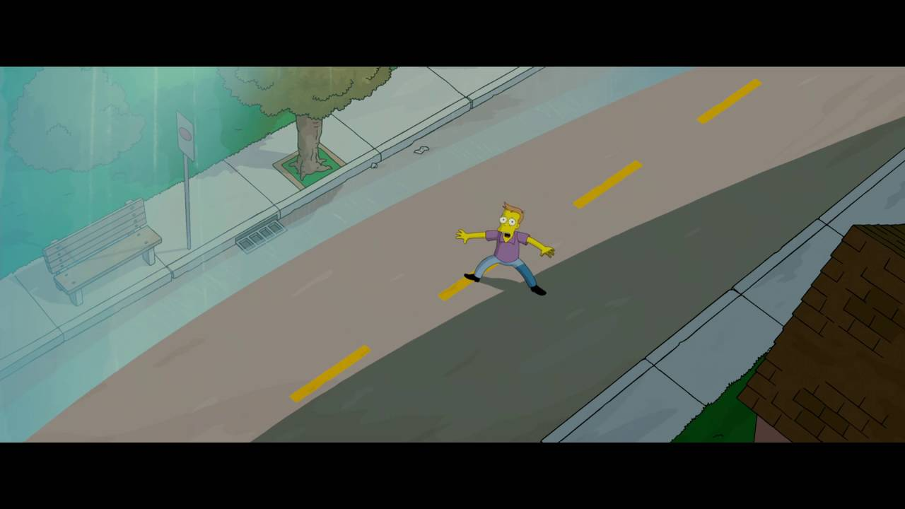 The Simpsons Movie In Out Hq 1080p Youtube