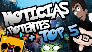 NOTICIAS POTENTES + TOP 5 | PUNYASO