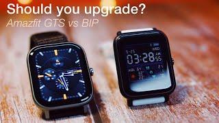 Amazfit GTS vs Amazfit BIP: In-Depth Comparison (They