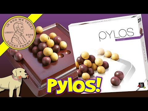 Pylos The Pyramid Game Of Strategy -...