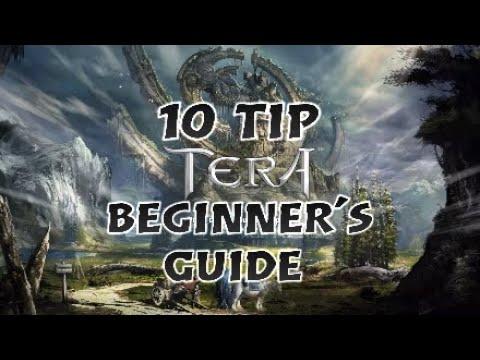 10 Tip Beginner's Guide - Tera
