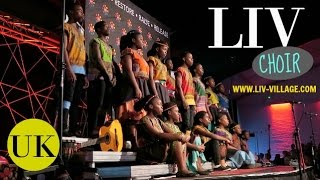 """LIV CHOIR TOUR IN UK """"WHY WE EXIST There are millions of orphaned a..."""