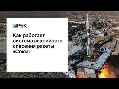 Как работает система аварийного спасения ракеты «Союз»
