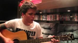 Sum 41 - Pieces (Daniel Lopes acoustic cover)