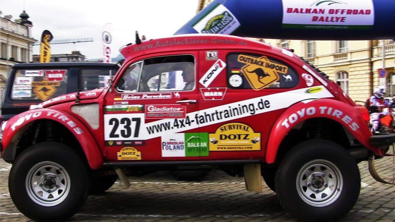 Volkswagen Baja Bug Offroad Buggy Balkan Offroad