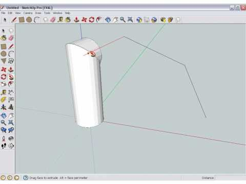 how to make a walkthrough video in sketchup