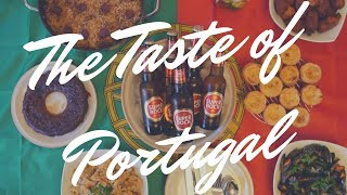 The Ultimate Portuguese Buffet | British Girls Try Portuguese Food