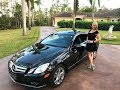 SOLD 2010 Mercedes-Benz E350 Coupe, only 21K Miles, for sale by Autohaus of Naples, 239-263-8500