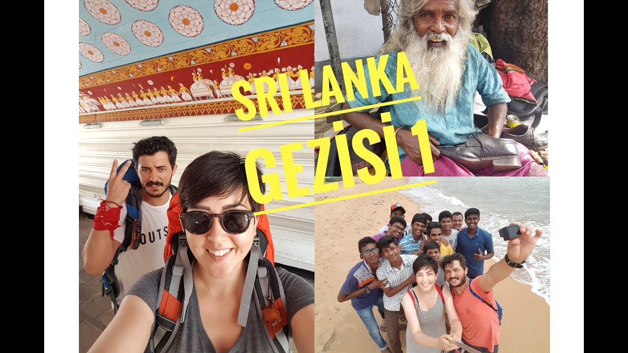 Sri Lanka Gezisi - Yasal Ot Deneyiminden Acı Dondurmaya - Part-1
