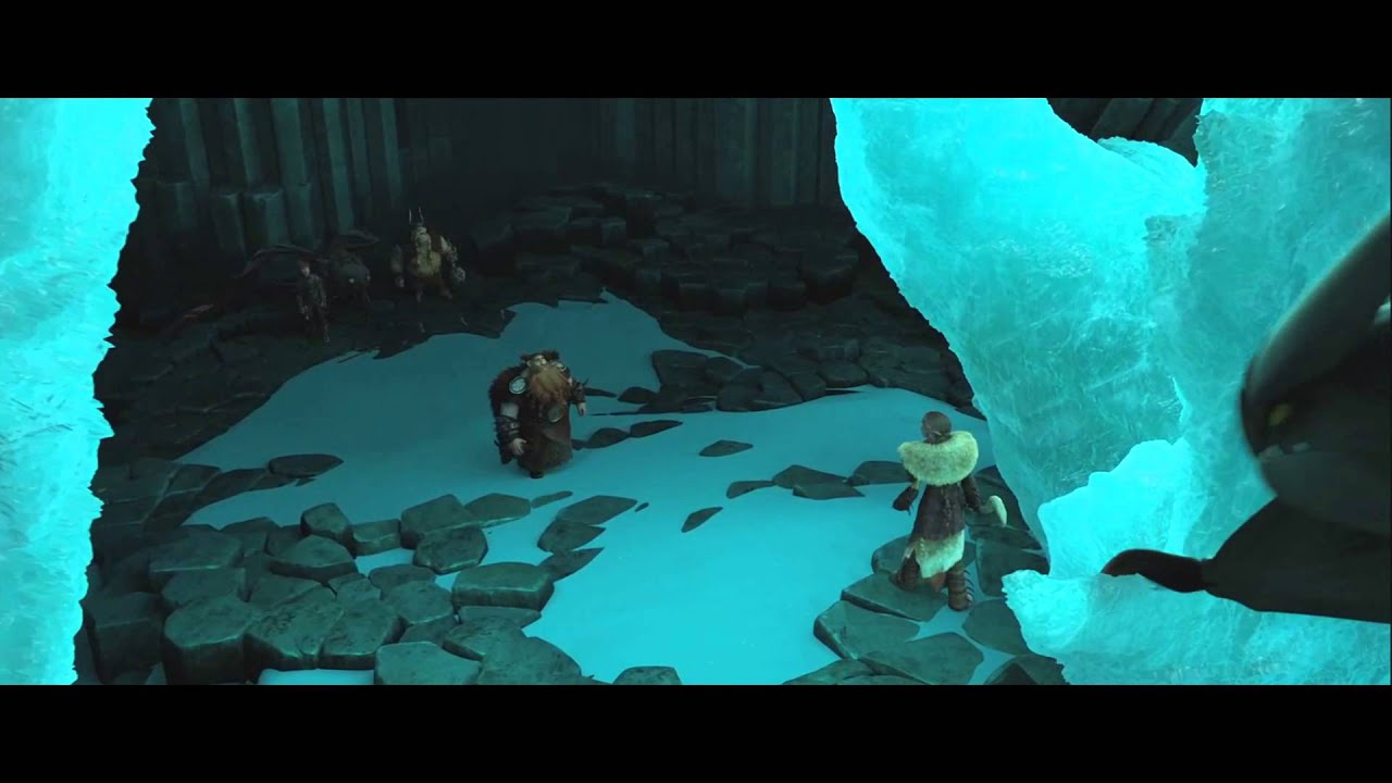 Download HTTYD2 - Stoick finds Valka
