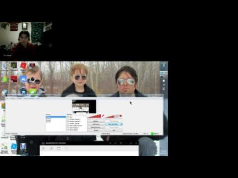 how to use phone as webcam and how to record phone screen